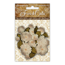 Stamperia Ivory Paper Flowers (SF145)