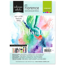 Vaessen Creative Florance Texture Intense Aquarelpapier A4 100pcs (2911-5003)