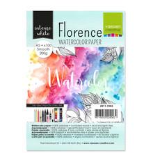 Vaessen Creative Florance Smooth Intense Aquarelpapier A5 100pcs (2911-7002)