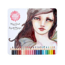 Jane Davenport Art Essentials Magic Wand Colored Pencils (24pcs) (JD-046)