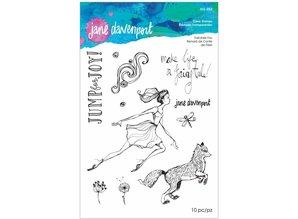 Jane Davenport Fairytale Fox Clear Stamps (JDS-052)