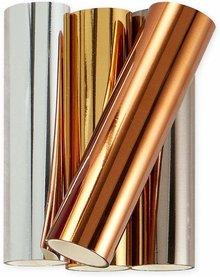 Spellbinders Glimmer Hot Foil Essential Metallics Variety Pack (GLF-040)