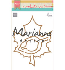 Marianne Design Masking Stencil Autumn Leaves (PS8014)