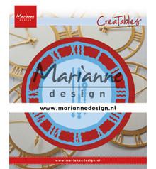 Marianne Design Creatable Clock (LR0636)
