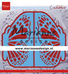 Marianne Design Creatable Gate Folding Die Butterfly (LR0638)