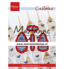 Marianne Design Creatable Birdcage (Set) (LR0640)