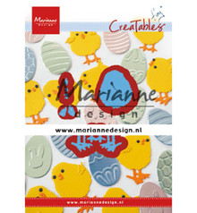 Marianne Design Creatable Tiny's Easter Chick (LR0644)