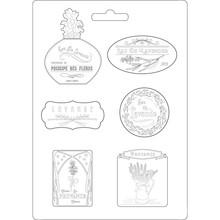 Stamperia Soft Maxi Mould Lavender (K3PTA467)