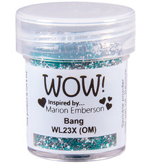 WOW! Bang Embossing Powder (WL23X)