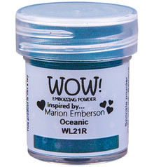 WOW! Oceanic Embossing Powder (WL21X)