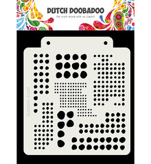 Dutch Doobadoo Mask Art Blobs (470.715.138)