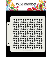 Dutch Doobadoo Mask Art Triangle Pepita (470.715.144)