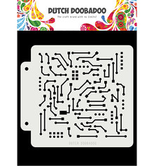 Dutch Doobadoo Mask Art Triangle Motherboard (470.715.145)