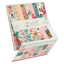 Papermania Bluebirds & Roses 12x12 Inch Paper Pad (PMA 160430)
