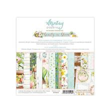 Mintay Beauty in Bloom 6x6 Inch Scrapbooking Paper Pad (MT-BIB-08)