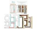 Mintay Frame Book (MT-FRA-01)