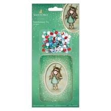 Gorjuss Christmas Embellishment Tin (GOR 356003)