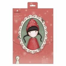 Gorjuss Christmas Ultimate Die-cut & Paper Pack A4 (48pk) (GOR 160902)