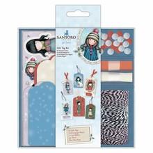 Gorjuss Chrsitmas Gift Tag Kit (GOR 171900)