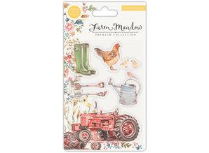 Craft Consortium Farm Meadow Farm Meadow Clear Stamps (CCSTMP024)