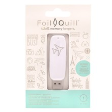 We R Memory Keepers Foil Quill USB Design Drive Vacation (661210)