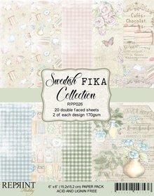 Reprint Swedish Fika 6x6 Inch Paper Pack (RPP026)