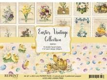 Reprint Vintage Easter A4 Paper Pack (RBP001)