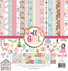 Echo Park All Girl 12x12 Inch Collection Kit (ALG206016)
