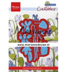 Marianne Design Creatable Petra's Violets (LR0649)