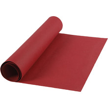 Paperpads.nl SELECT Faux Leather Papier Rood