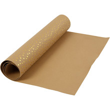 Paperpads.nl SELECT Faux Leather Papier Goud Print