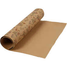 Paperpads.nl SELECT Faux Leather Papier Boemen Print