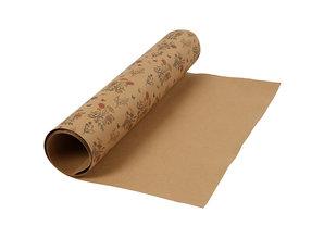 Paperpads.nl SELECT Faux Leather Papier Boemen Print