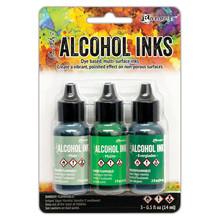 Ranger Tim Holtz Alcohol Ink Mint Green Spectrum (TAK69652)