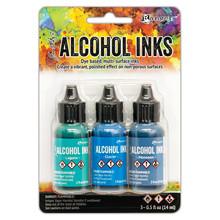 Ranger Tim Holtz Alcohol Ink Teal Blue Spectrum (TAK69669)