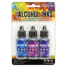 Ranger Tim Holtz Alcohol Ink Indigo Violet Spectrum (TAK69775)
