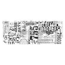 Idea-ology Tim Holtz Typeset Collage Paper (TH94046)