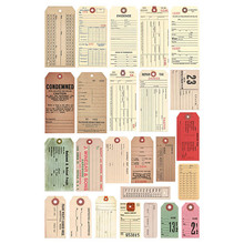 Idea-ology Tim Holtz Salvaged Tags (TH94048)
