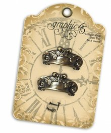 Graphic 45 Antique Metal Door Pull (4500548)