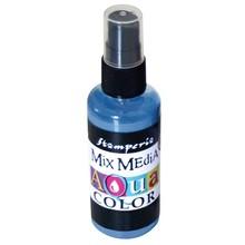 Stamperia Aquacolor Spray 60ml Dusty Blue (KAQ012)
