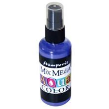 Stamperia Aquacolor Spray 60ml Violet (KAQ013)