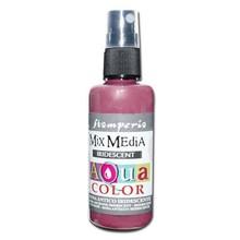 Stamperia Aquacolor Spray 60ml Iridescent Antique Pink (KAQ025)