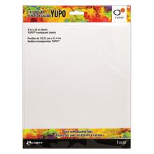 Ranger Yupo Translucent Sheets A4 (TAC69751)