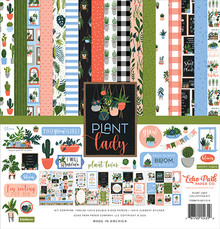 Echo Park Plant Lady 12x12 Inch Collection Kit (PLA211016)