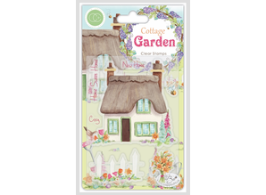 Craft Consortium Cottage Garden Clear Stamps (CCSTMP029)