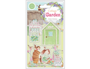 Craft Consortium Cottage Garden The Potting Shed Clear Stamps (CCSTMP030)