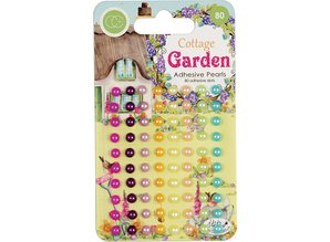 Craft Consortium Cottage Garden Adhesive Pearls (CCAPRL002)