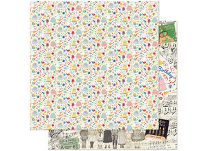 Authentique Hooray 6x6 Inch Paper Pad (HRY010)