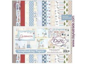 Dayka Celebracion Nino 12x12 Inch Paper Pack (SCP-3029)