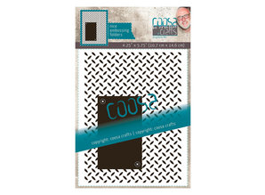 COOSA Crafts Iron Plate by Max Embossing Folder (COC-115)